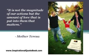 parenting - mother-teresa-quote